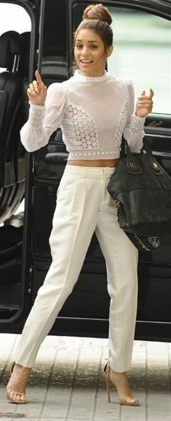 Ванесса хадженс блузка