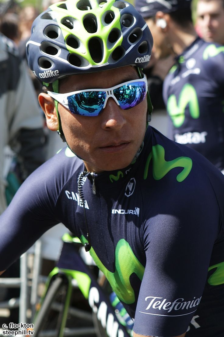 2015 vuelta-al-pais-vasco photos stage-01 Overall race favorite, Nairo Quintana (Movistar)