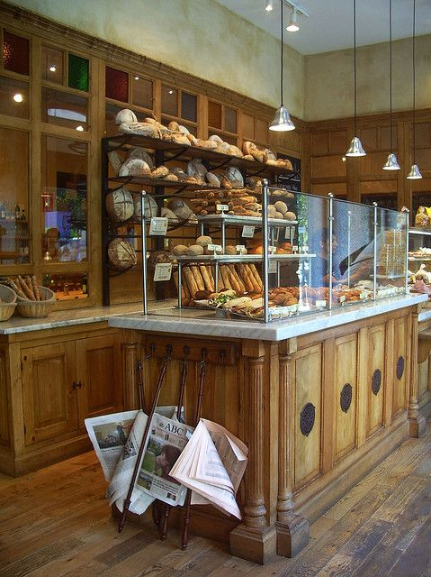 Le Pain Quotidien- One of my Mom's favorites. A beautiful, rustic French bakery that are all across the city.