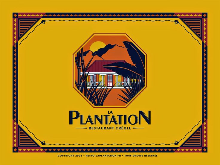 La plantation restaurant créole Marly le roi