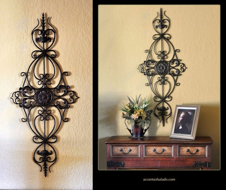 20 Best Ideas Italian Style Metal Wall Art: Best 25+ Tuscan Wall Decor Ideas On Pinterest