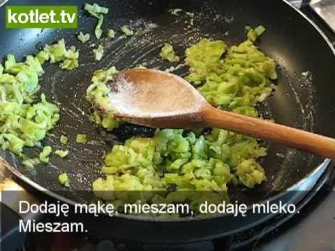 Pyszna zapiekanka warzywna przepis   Kotlet.TV