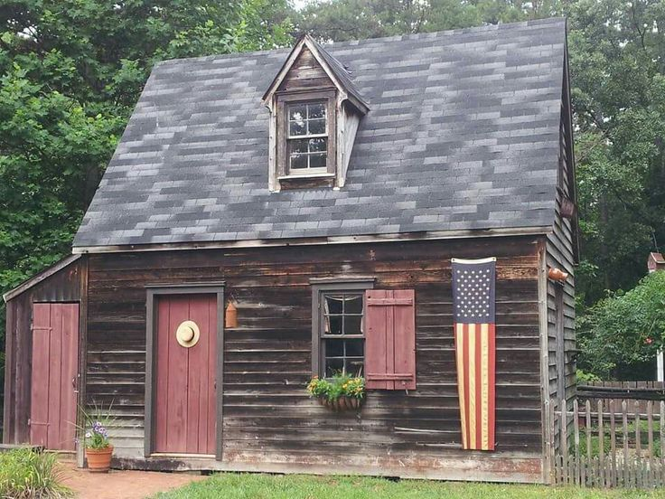 339 best historic colonial new england saltbox for Primitive cabin plans