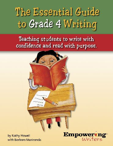 Common Core and STAAR Writing