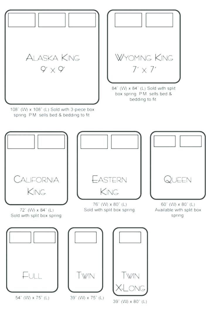 Brainy California King Vs King Graphics Luxury California King Vs