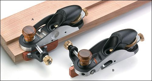 Veritas® Skew Block Plane - Lee Valley Tools