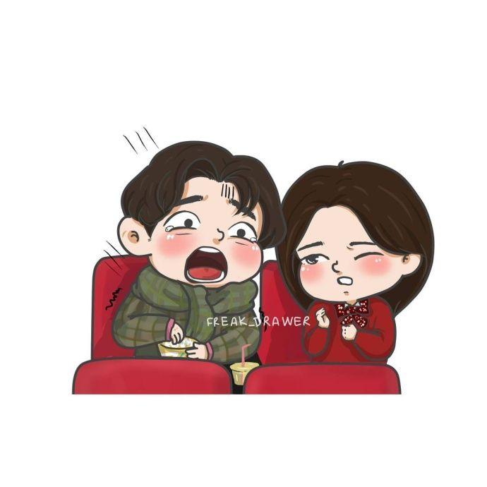 #Goblin  #GongYoo #KimGoEun