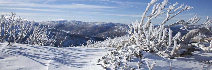 Perisher ski fields, Australia