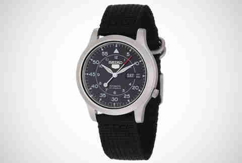 Affordable Watches: Seiko 5 SNK809