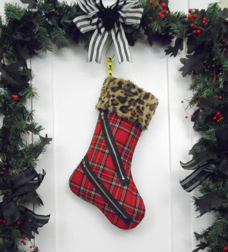 99 Best Images About Diy Xmas Stocking Ideas On Pinterest