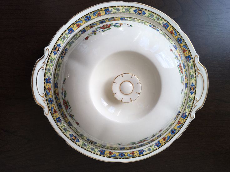 A personal favourite from my Etsy shop https://www.etsy.com/uk/listing/520104975/vintage-serving-bowl-made-in-england