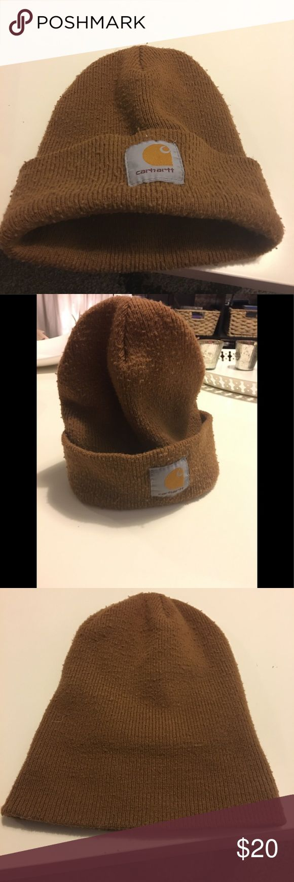 Carhartt cap One size fits all has some piling but no holes or stains Carhartt Accessories Hats