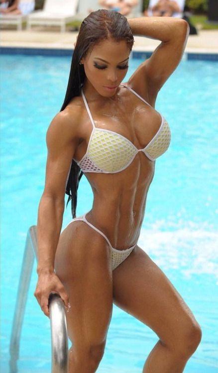 Alex grey bikini