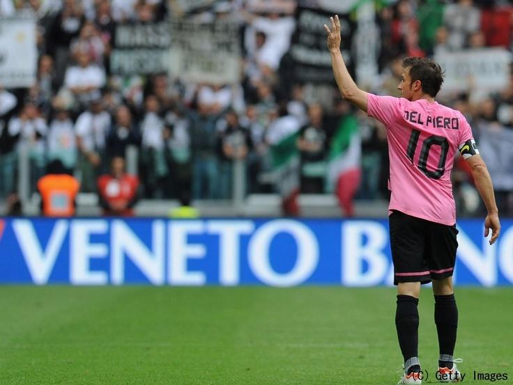 Alessandro Del Piero (Juventus)