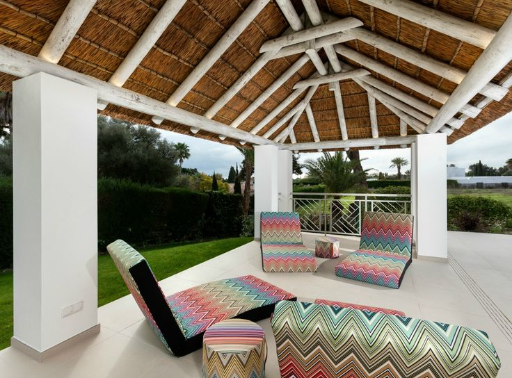 Get a taste of paradise under one of our thatched daybed cabanas!