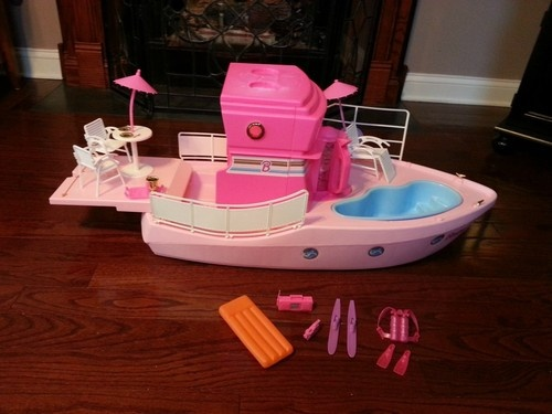 Barbie Dream Boat 1992 It Even Had A Blender To Make Your