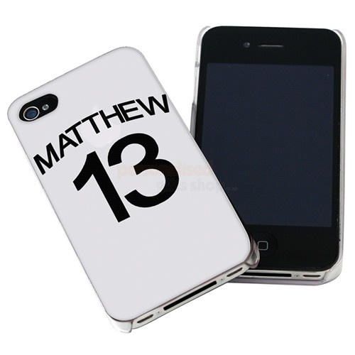 Personalised Swansea City Style Shirt iPhone Case  from Personalised Gifts Shop - ONLY £14.95