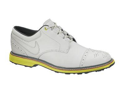 The Nike Lunar Clayton Men's Golf Shoe.