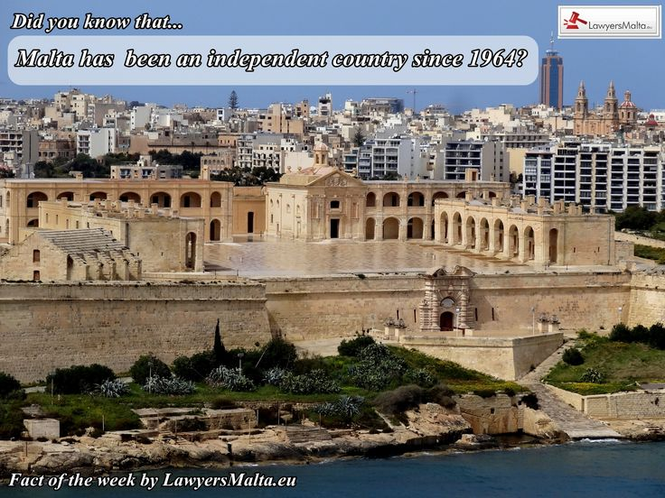 New Fact of the Week from our Lawyers in Malta #factoftheweek www.lawyersmalta.eu/