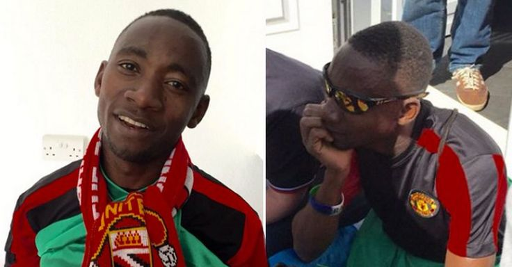 Man Utd fans organise FA Cup final ticket for Sierra Leone supporter who missed game due to fake bomb | 1hrSPORT
