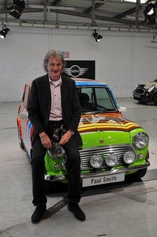 Paul Smith and his Classic Mini Cooper: Classic Mini, Mini Coopers, Paul Smith