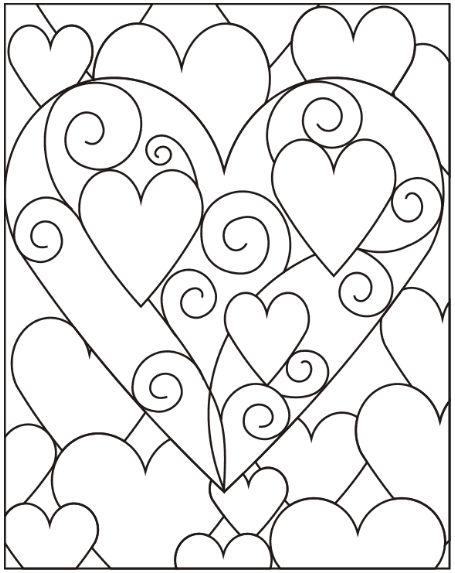 Moldes para vitrales - Imagui Más