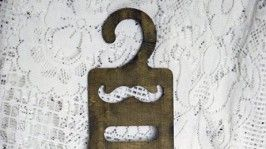 Вешалка для галстуков Moustache