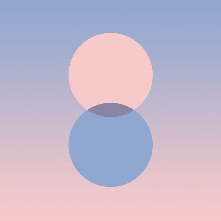 Calming new 2016 Pantone colors of the year.  Rose Quartz and Serenity blue design.