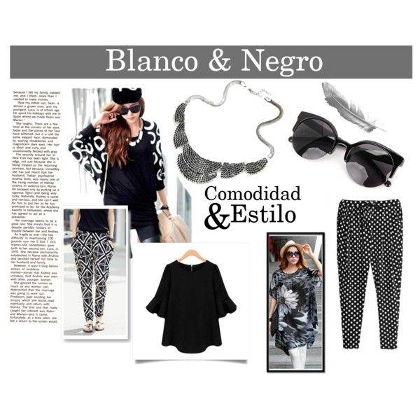 Blanco y Negro, una combinación que nunca pasará de moda ;) para más información visita nuestra página web:  www.niuenlinea.co