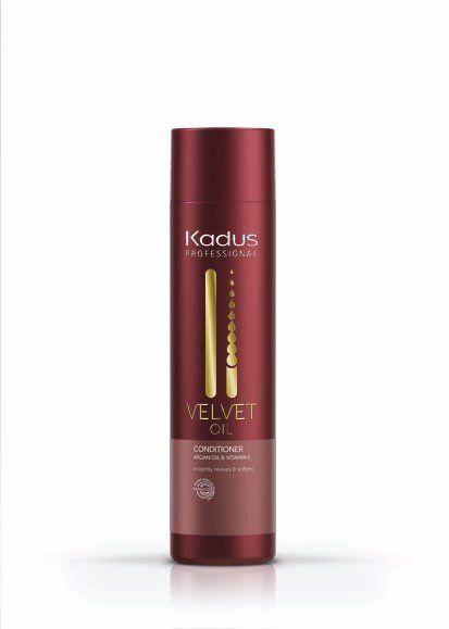 Kadus Velvet Oil Conditioner 250ml  Description: Kadus Velvet Oil Conditioner De Kadus Velvet Oil Conditioner bevat arganolie en vitamine E en is geschikt voor ieder haartype. De conditioner doet het onmiddelijk opleven en maakt het haar zachter. Hierdoor zal het haar er een stuk gezonder uitzien en aanvoelen. Voor het beste resultaat dien je de conditioner te gebruiken in combinatie met de Kadus Velvet Oil Conditioner. De conditioner heeft een heerlijke levendige geur. Gebruik:  Gedurende…