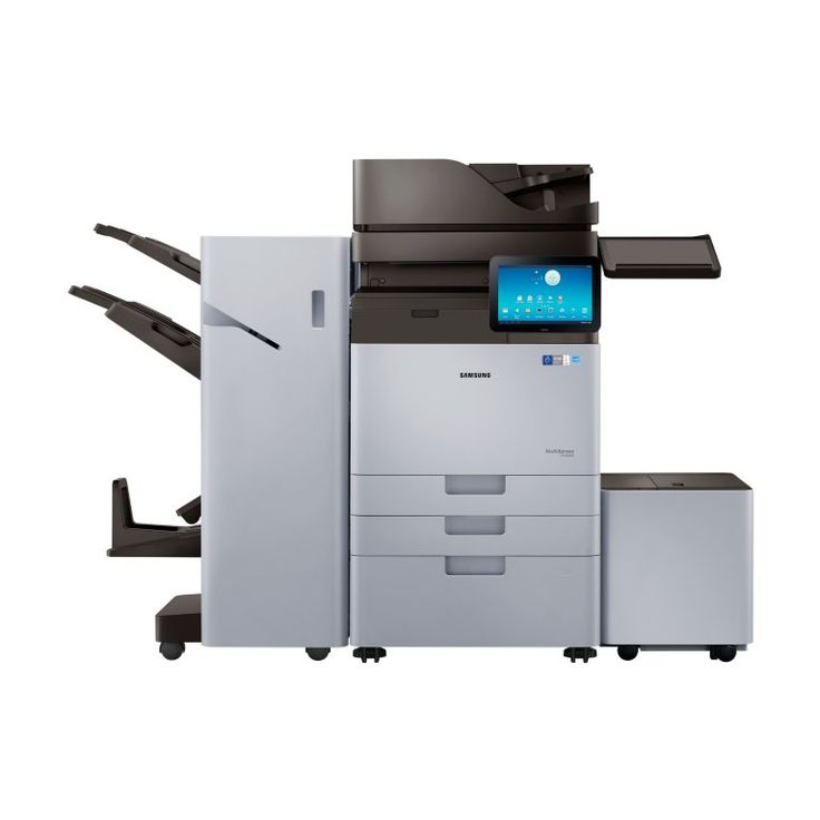 Samsung SL-K7600GX A3 mono Multifunction Print, copy, scan, optional fax 60 page per minute K7 mono series
