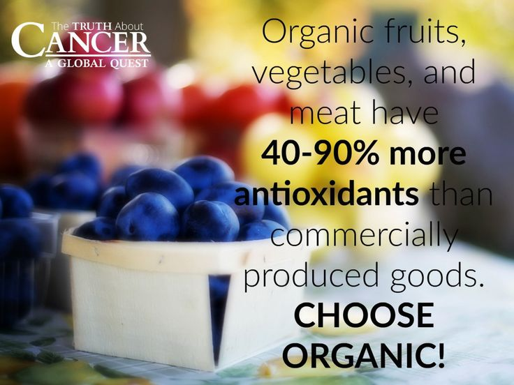 Eat local, buy organic! ☼ If you would like to learn more, click on the image to get directed to our website. // The Truth About Cancer ~ Cancer Prevention ☼