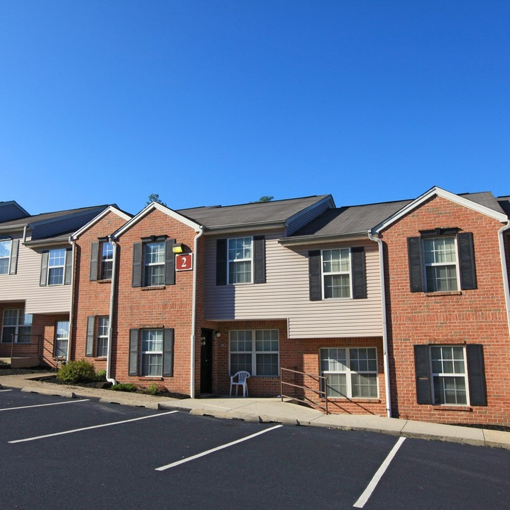 Websites For Apartment Rentals: Chestnut Pointe Apartment Homes New Responsive Website