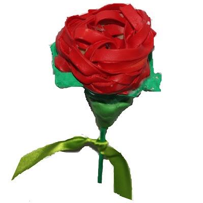 Per sant Jordi: una rosa!