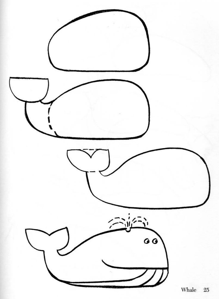 029+How+To+Draw+whale+and+dolphin.jpg (805×1101)