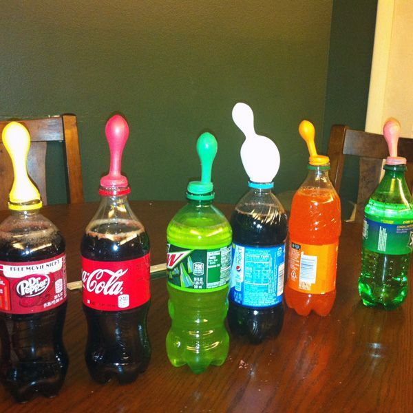 Pop Rocks and Soda - Science Fair Project | Science Fair Projects ...