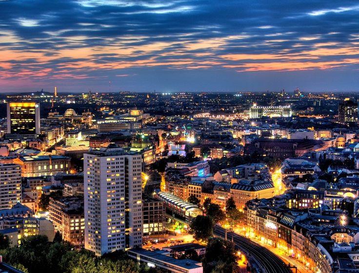 Berlin Hackescher Markt