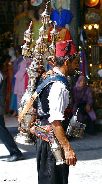 Want Some Fresh Juice? Damascus, Syria