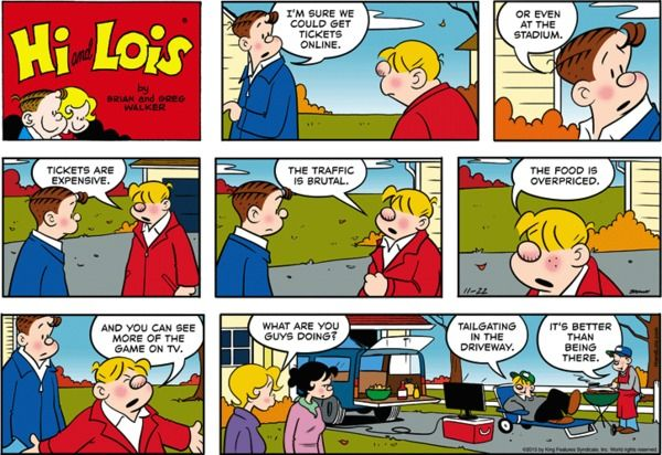 Hej Og Lois Tegneserier Til Nov2215 Tegneserier Tegneserier-5282