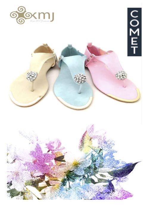Comet of colour in dusty pink, powder blue & classic cream. Generous sizing EU36 to EU42 www.kmjshoes.com.au