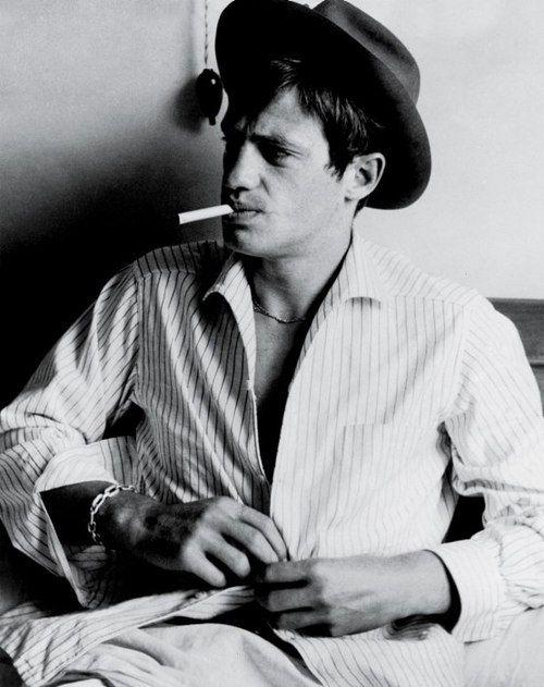 JEAN-PAUL BELMONDO, 1959. French film actor