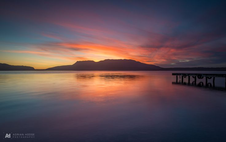 After a night under the stars shooting my latest time-lapse video the sky delivered a second time with this colourful …