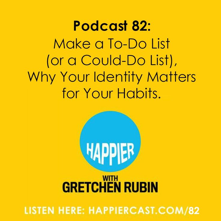 Happier with Gretchen Rubin - Podcast #82