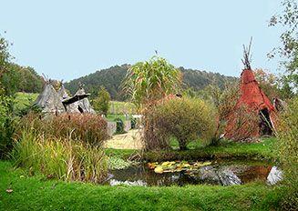 Musée du Malgré-Tout,  Parc de la Préhistoire à Treignes