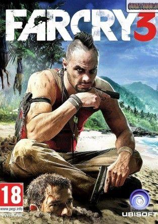 Far Cry 3 UPLAY CD-KEY GLOBAL #farcry3 #uplay #cdkey #giochipc #pcgames #avventura #azione #cooperazione #fps #multyplayer #cooperazione