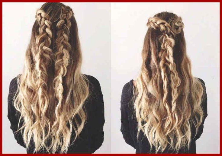 Faites des coiffures vous-même – 22 idées et instructions | Tutoriels Coiffures – Coiffures Tu …   – Festival Frisuren