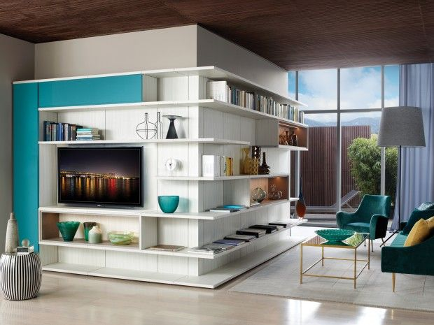 California Closets Offers Custom Designs For Media Centers, Shared Spaces,  And Closets.