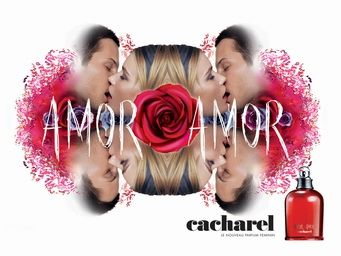 Amor Amor Cacharel perfume - a fragrance for women 2003