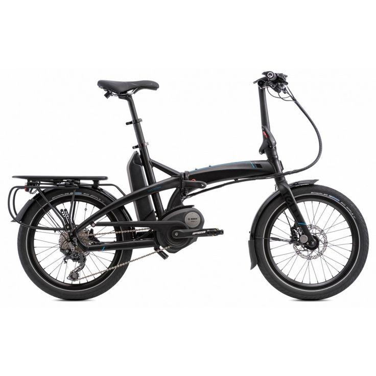 Le premier et le seul vélo pliant avec un moteur pédalier Bosch !