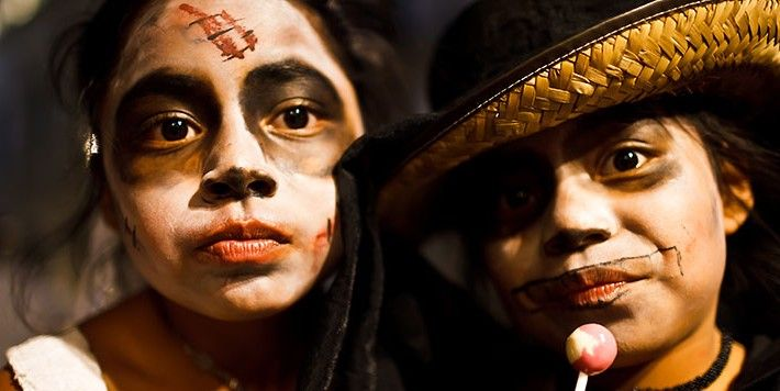Mexico Dia de los Muertos , Photographs from Day of the Dead celebrations,  Enis Yucel Photography
